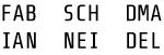 fabian schneidmadel Logo
